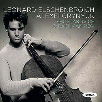Rachmaninov, Shostakovich: Cello Sonatas