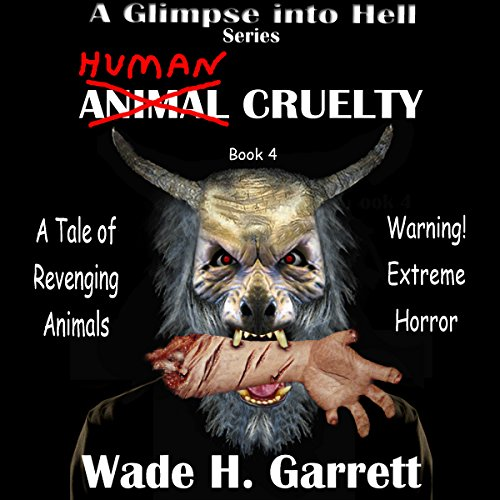 Human Cruelty audiobook cover art