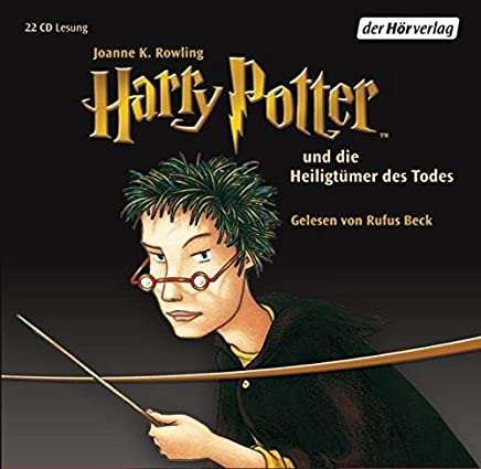 Harry Potter und die Heiligtumer des Todes (Harry Potter #7)