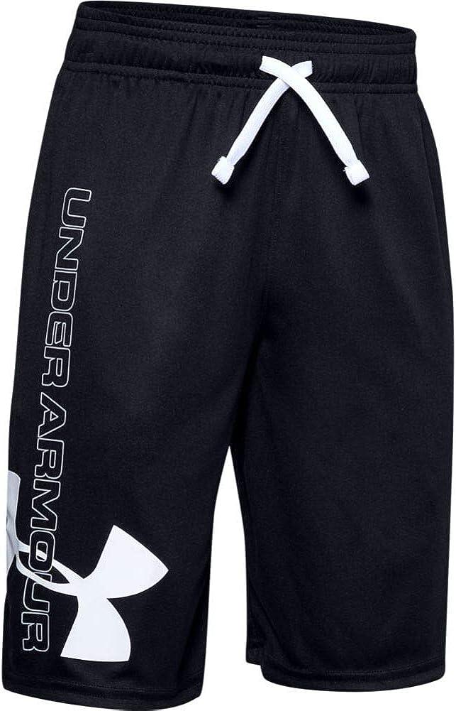 Under Armour Boys' Prototype Supersized Workout Gym Shorts