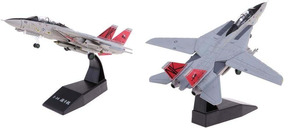 Yiju 2X Houston Mall 1:100 F-14 Ranking TOP9 Plane and F Home Model Strike A-18 Or Diecast