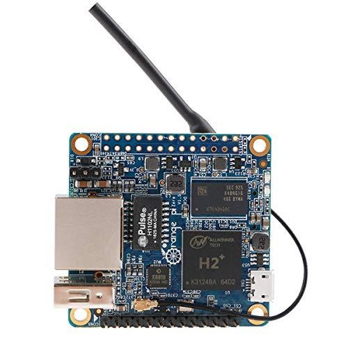 MakerHawk Orange Pi Zero H2 Quad Core Open-Source Carte de développement 512 Mo avec antenne Wi-FI
