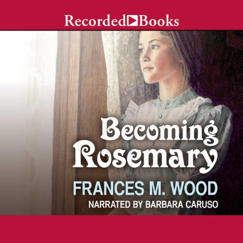 Becoming Rosemary audiobook cover art