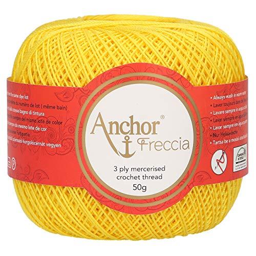 Anchor Freccia - Gomitolo di filo da uncinetto, 100% cotone, spessore 12 00290...