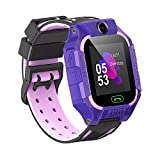 Kids Smart Watch Phone with Music Player SOS 1.44 Inch LCD Touch Screen Digital Camera Game Alarm...