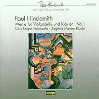 Hindemith: Werke fur Violoncello und Klavier, Vol. 1