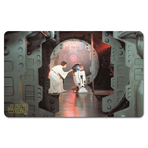 Star Wars – Tagliere per colazione – Leia & R2D2 – Episode 4