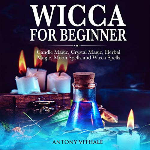 Wicca for Beginners Titelbild