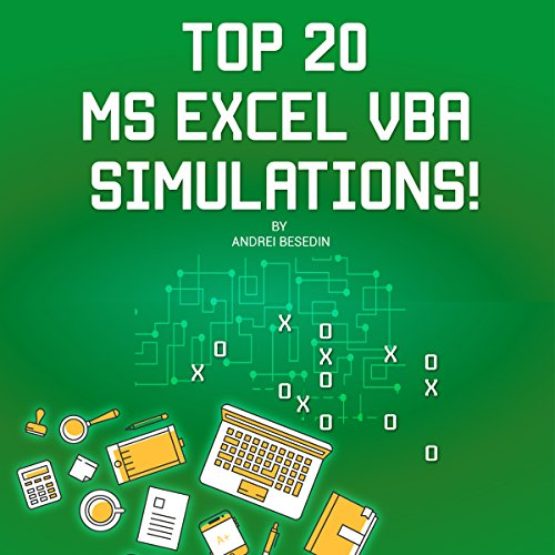 Top 20 MS Excel VBA Simulations! VBA to Model Risk, Investments, Growth,  Gambling, and Monte Carlo Analysis