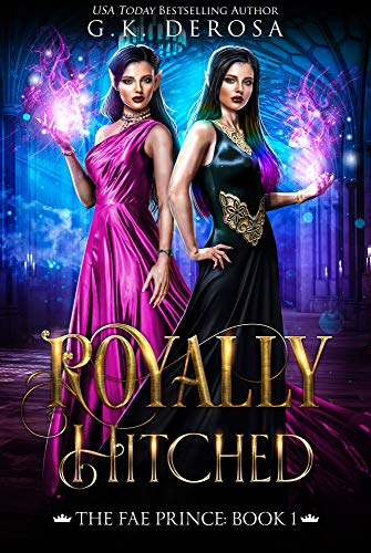 Book Cover for Royally Hitched