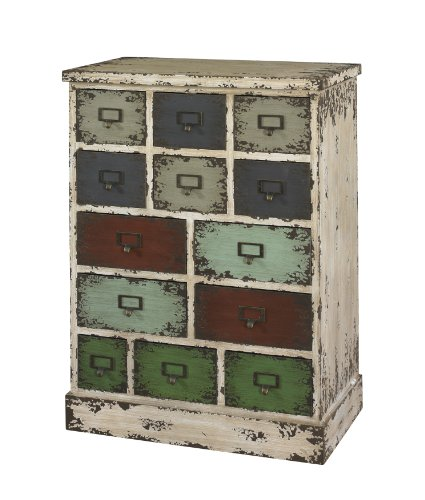 Powell Company Parcel 13-Drawer Cabinet