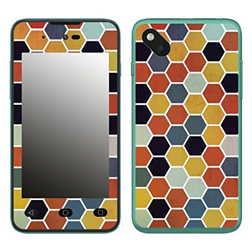 Disagu SF-106598_1206 Design Folie für Wiko Sunset 2 - Motiv Polygone 03