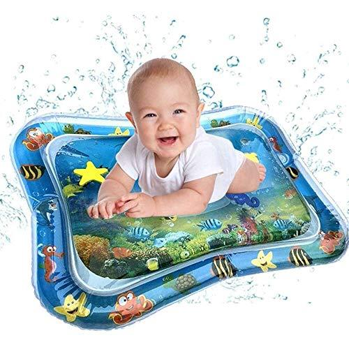 Yuyanshop Esterilla de agua para bebés de 3 a 12 meses para recién nacidos, alfombrillas de agua para bebés y bebés de 3 a 12 meses
