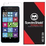 Spectre Shield Screen Protector for Microsoft Lumia 640 Case Friendly Microsoft Lumia 640 Screen Protector Accessory TPU Clear Film