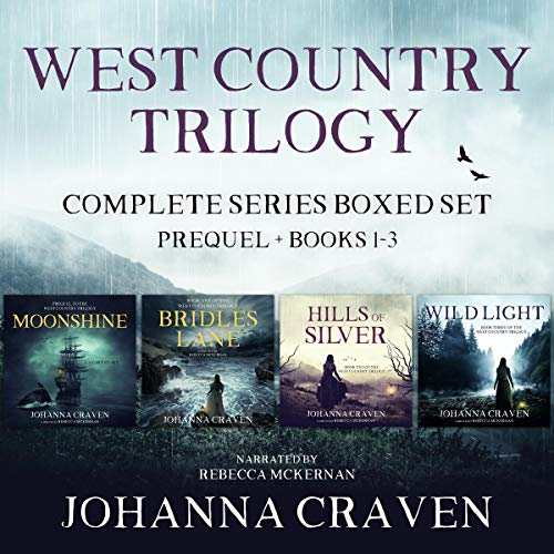 The West Country Trilogy: Complete Series Boxed Set  By  cover art