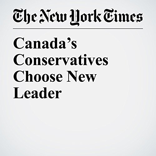 Canada's Conservatives Choose New Leader copertina