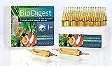 PRODIBIO BioDigest bacterias vivas para filtración biológica peces frescos arrecifes marinos de coral SPS LPS tratamiento de tanques salados