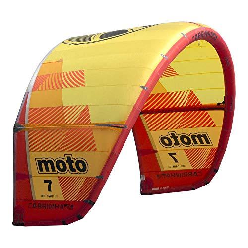 Cabrinha Moto Kite 2019-Orange/Yellow-4,0