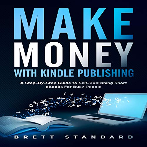 Make Money with Kindle Publishing audiobook cover art