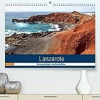 Lanzarote - Einzigartige Landschaften (Premium, hochwertiger DIN A2 Wandkalender 2022, Kunstdruck in Hochglanz): Von Vulkanen gepraegt (Monatskalender, 14 Seiten )