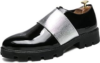 [MUMUWU] フォーマルシューズ ビジネスシューズ 革靴 メンズ ファッション カジュアル