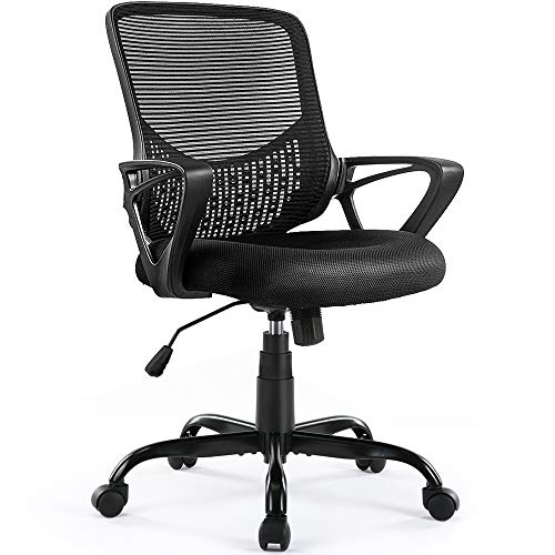 Our #10 Pick is the Smugdesk Ergonomic Office Chair
