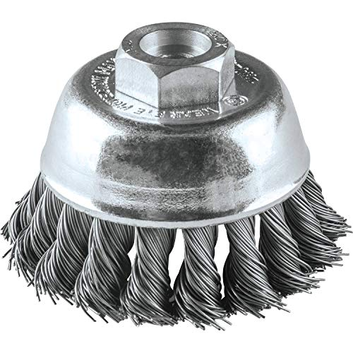 Makita A-98441 2-3/4' Knot Wire Cup Brush, M10 x 1.25