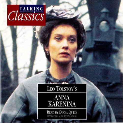 Anna Karenina cover art