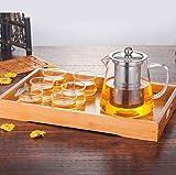 Decozione multifunzionale bollito bollitore per tè in vetro bollitore elettrico