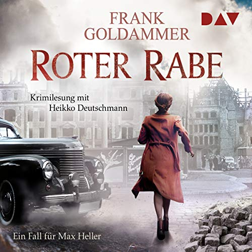 Roter Rabe audiobook cover art