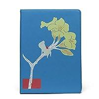 お洒落 可愛い iPad mini 2019 mini5 mini 4 3 2 1 ケース 花柄 木 アイパッド ミニ 5 ミニ4 mini1/2/3 カバー 7.9インチ レザーケース キュート 花 女性 人気 オートスリープ 耐衝撃 ブック型 (iPadmini1/2/3/4/5, 花木)