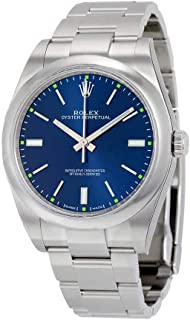Best rolex oyster perpetual blue Reviews