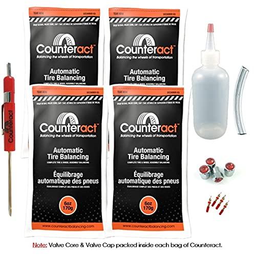 Counteract diyk-6contrarrestar Equilibrio Cuentas luz camión/Todoterreno–6oz DIY Kit (Martillo)
