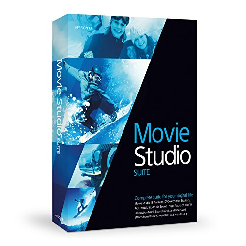 Sony Movie Studio 13 Suite [OLD ...