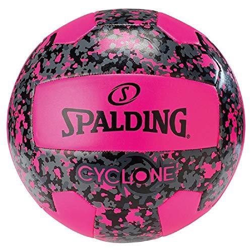 Spalding Typhoon Beachvolleyball Outdoor Volleyball (5, pink)