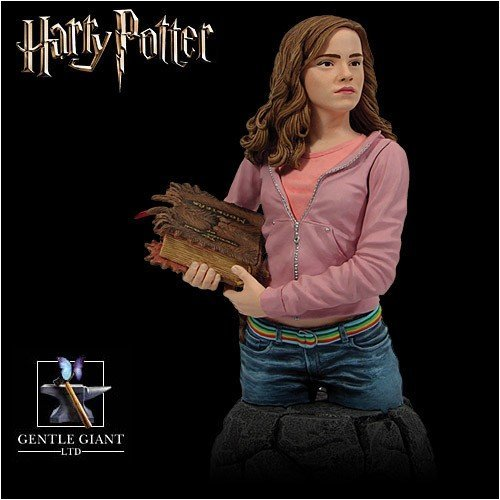 Gentle Giant Harry Potter and the Goblet of Fire 6.5 Inch Bust Hermione Granger image