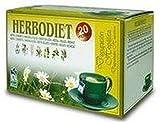 Herbodiet Infusiones Depuración Hepática 20 filtros de Nova Diet