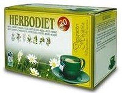 Herbodiet Infusiones Depuracion Hepatica 20 filtros de Nova Diet