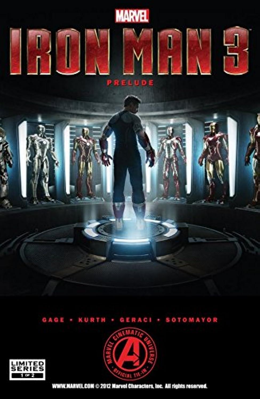 負荷対角線けん引Marvel's Iron Man 3 Prelude #1 (of 2) (English Edition)