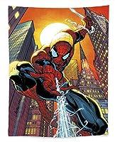 タペストリーの壁掛けスパイダーマンぶら下がっているタペストリーの壁掛けの壁掛けの寝室のリビングルームの寮 (Color : B, Size : 150*150cm)