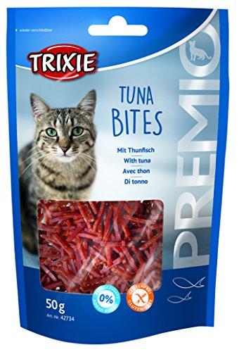 TRIXIE Snack PREMIO Tuna Bites, 50 g, Gato