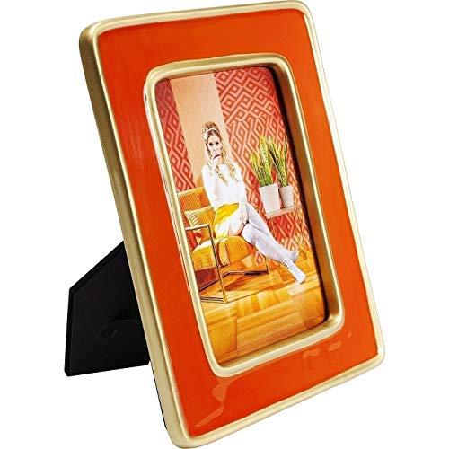 Kare Design Zebra Rahmen, orange