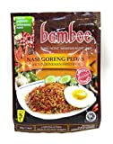 Bamboe Bumbu Nasi Goreng Pedas (arroz frito picante indonesio), 40 gramos (Paquete de 3)