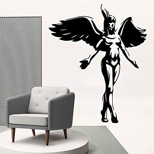 Yaonuli Digitale sticker voor woonkamer slaapkamer waterdichte muursticker