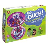 Radhey Preet Ouch! Big   2 to 4 Players Game   5+ Years Required For This Game   Made in INDIA   Available in Multi Color. The game can be played in 4 ways which is mentioned on the back side of the box. This Game Improve Kids' Reasoning, Sociability...