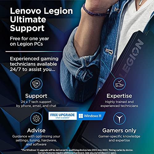 Lenovo Legion 5 15 Gaming Laptop, 15.6
