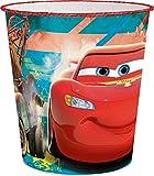 Joy Toy 72238 Abfalleimer 'Disney Cars' aus Kunststoff