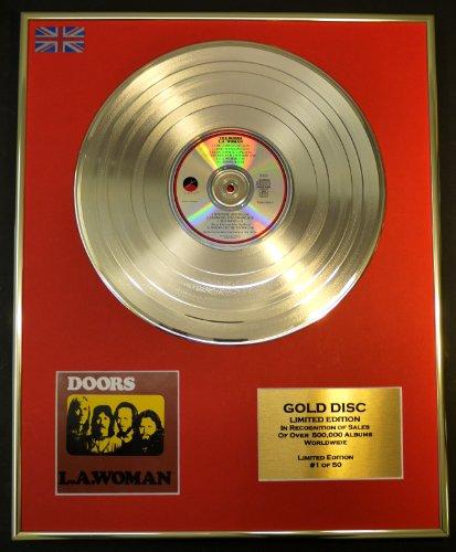 The Doors Ltd CD Gold Discs/Schallplatten/L.A. Damen