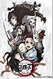 Kimetsu no Yaiba: Notebook journal Gift for Series Fans , Writing Journal, Lined Notebook 6x9 100 Pages Ruled