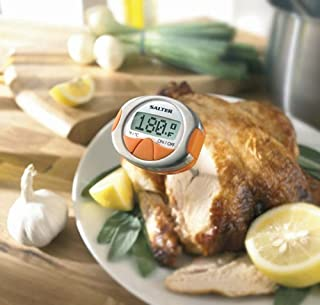 Salter 508Orsscr Gourmet Instant Read Electronic Thermometer With Animated Dot Matrix Display (B000EW4XV6) | Amazon price tracker / tracking, Amazon price history charts, Amazon price watches, Amazon price drop alerts